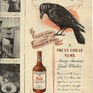 1946 Old Crow ad (#  1981)
