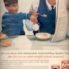 1964 Quaker Oats  ad (# 4898)