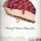 1964   Borden's Eagle Brand and  Borden's Cream Cheese  ad (# 4871)