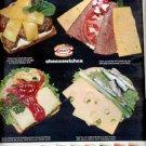 1964 Kraft cheeses   ad (# 4835)