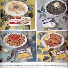 1957   Birds Eye Frozen Foods    ad (# 4771)