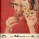 1957  Mars...the 3-flavor candy bar ad (# 4663)