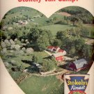 1957   Stokely's Finest Green Beans ad (# 4648)