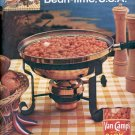 1957   Van Camp's Pork & Beans  ad (# 4628)