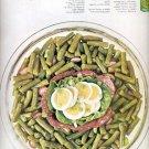 1964      Del Monte Green Beans  ad (# 4610)
