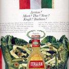 1964 Kraft Italian Dressing   ad (# 4489)