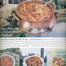 1962 Knorr Beef Noodle Soup   ad (# 4484)
