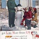 1963  L & M Cig ad ( # 3108)