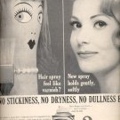 1960     New 3 way curl spray Shulton    ad (#4315)