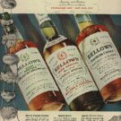 1952   Bellows Whisky ad (# 1116)