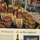 1947  Hamm's Mellow Beer Brewing Co. ( #784)