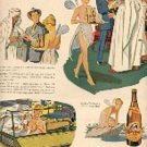 1946  White Rock Sparkling Water ad ( # 3219)