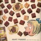 1959  Kraft Candies- Kraft Fudgies  ad (# 4379)