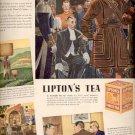 1938   Lipton's Tea ad (# 4375)
