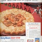 1959   Dinty Moore Beef Stew ad (# 4373)