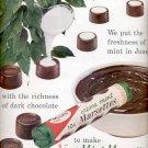1959   Mars Marsettes Creme Mint   ad (# 4366)
