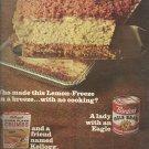 1967  Borden's Eagle Brand   ad (#4025)