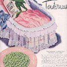 1948 Green Giant Brand Peas ad (# 3166)