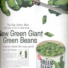 1960    Green Giant Green Beans   ad (#4145)