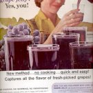 1962   Certo Sure- Jell - General Foods  ad (#4147)