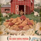 1963   Ouaker Oats and Life cereal  ad (#4204)