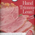1961  Wilson's Certified Tender made Ham  ad (#4286)