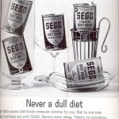 1962  Sego from Pet Milk Company  ad (#4237)