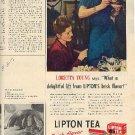 1948 Lipton Tea   ad (# 2017)