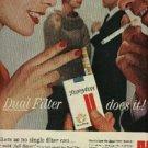 1960 Tareyton     Cig. ad (#  1066)