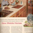 1960   Mobile Homes Manufacturers Assn.  ad (#4274)