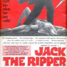 1960 Jack The Ripper movie    ad (# 5324)