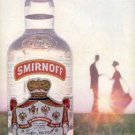 1961  Smirnoff Vodka ad (#  2812)