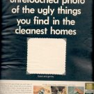 Sept. 1968  Lysol Spray Disinfectant   ad (#110)