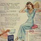 1945  Ivory Snow ad (#912)