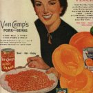 1952  Stokely's and Van Camp's ad (#1036)