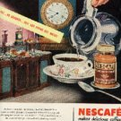 1948 Nescafe Coffee ad (#620)
