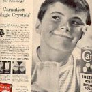 1957  Carnation Instant Nonfat dry milk solids ad (# 2759)