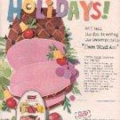 1960  Armour Ham ad (# 3132)