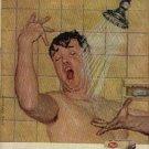 1957  Post 40% Bran Flakes ad (# 1150)