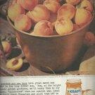 1959 Kraft Peach Preserves ad (# 3305)