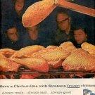 1959  Swanson frozen chicken ad (# 2254)