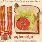 1960  Armour Star Bacon ad ( # 1626)