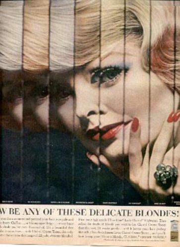 1961 Clairol Creme Toner ad ( # 2279)