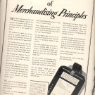 Jan. 15, 1940 General Motors- a declaration of merchandising principles ad (#490)