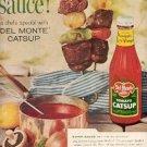 1959  Del Monte Catsup ad (# 2379)