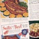 1945 Swift's Beef ad (# 2995)