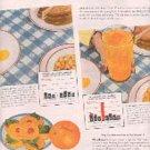 1944  Sunkist California Oranges ad (# 3080)