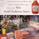 1959 Kraft Barbecue Sauce ad (# 2217)