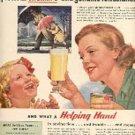 1946 Florida Grapefruit Juice ad (# 1916)