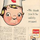 1962  Campbell's      ad (# 2092)